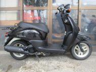 売約済み ホンダ トゥデイ-FI(2012年式中古車)ブラック色!最高速度57km!走行距離14655kmオススメです!