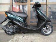 売約済み ホンダ ライブDIO(1996式中古車)グリーン色!最高速度60km以上!走行距離10502km乗り易いです!