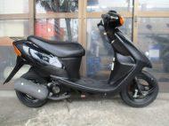 スズキ レッツ-2(2003年式中古車)ブラック色!最高速度60km!走行距離7906kmオススメです!