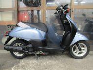 ホンダ トゥデイF(中古・2008年式)ブルー色 最高速度57km!走行距離13383km!乗り易い!燃費良いです!
