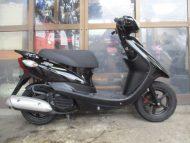 ヤマハ JOG-ZR(2011年式中古車)ブラック色!最高速度60km以上!走行距離21450kmオススメです!