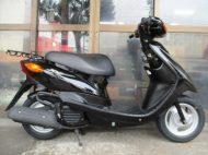 ヤマハ JOG-FI(2011年式中古車)ブラック色!最高速度60km以上!走行距離17197kmオススメです!