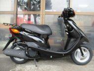 売約済み ヤマハ JOG-FI(2011年式中古車)ブラック色!最高速度60km以上!走行距離17197kmオススメです!