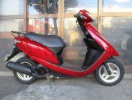 売約済み ホンダ DIO (2006年式中古車)レッド色!最高速度57km!走行距離16354kmオススメです!