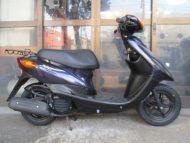 売約済み ヤマハ JOG-DX(2009年式中古車)パープル色!最高速度60km以上!走行距離10723kmオススメです!