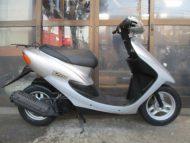 売約済み ホンダ ライブDIO(2002式中古車)シルバー色!最高速度60km以上!走行距離3295km乗り易いです!