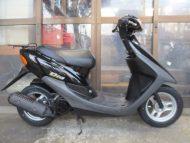 売約済み ホンダ ライブDIO(2000式中古車)ブラック色!最高速度60km以上!走行距離9311km乗り易いです!