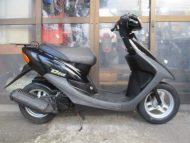 売約済み ホンダ ライブDIO(2000式中古車)ブラック色!最高速度60km以上!メーター距離156km乗り易いです!