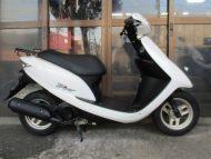 売約済み ホンダ DIO(中古・2004年式)ホワイト色 最高速度57km!走行距離1152km!燃費良い!走行少ない
