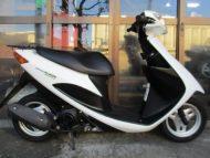売約済み スズキ アドレスV50(2010年式中古車)ホワイト色!最高速度60km以上!走行距離7958kmオススメです!