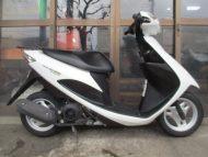 売約済み スズキ アドレスV50(2008年式中古車)ホワイト色!最高速度60km以上!走行距離5479kmオススメです!