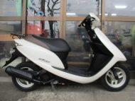 売約済み ホンダ DIO-FI(中古・2008年式)ホワイト色 最高速度60km!走行距離11697km オススメです!乗り易いです☆