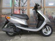 売約済み ヤマハ JOG-FI(2007年式中古車)シルバー色!最高速度60km以上!走行距離18436kmオススメです!