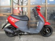 売約済み スズキ レッツ-4(2012年式中古車)レッド色!最高速度60km以上!走行距離10115km乗り易いです!