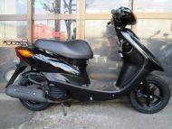 ヤマハ JOG-DX(2008年式中古車)ブラック色!最高速度60km以上!走行距離24563kmオススメです!