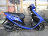 売約済み スズキ アドレスV50(中古・2012年式)ブルー色 最高速度60km以上!走行距離13533km 燃費良いです!速いです!