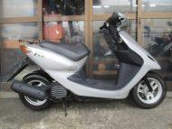 売約済み ホンダ スマートDIO (2002年式中古車)シルバー色!最高速度60km以上!走行距離12580km燃費良く乗り易い!