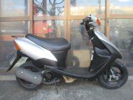 売約済み スズキ レッツ-2(2003年式中古車)シルバー色!最高速度60km以上!走行距離13051kmオススメです!