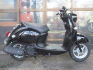 ヤマハ ビーノ(中古・2006年式)ブラック色 最高速度60km!走行13809km燃費良いです!