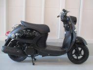 ヤマハ ビーノ-FI(2011年式中古車)ブラック色!最高速度60km!走行距離13400kmとても綺麗な車両です!