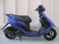 スズキ アドレスV50(中古・2012年式)ブルー色 最高速度60km以上!走行距離9581km 燃費良いです!速いです!
