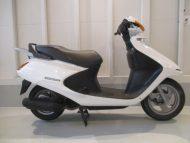 ホンダ スペイシー100(2003年式中古車)ホワイト色!最高速度85km!走行距離18076kmオススメです!
